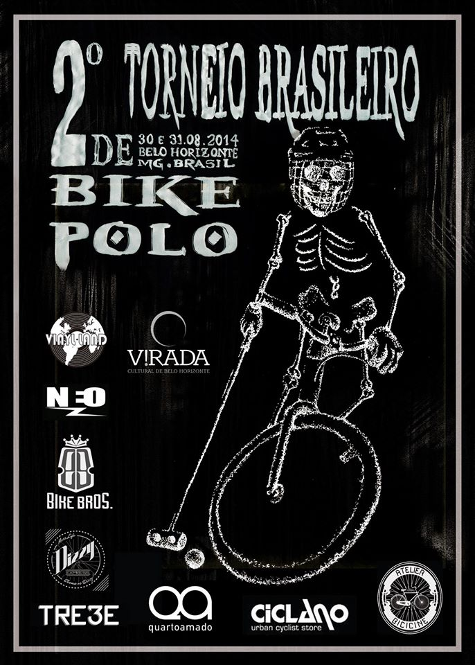 torneio bike polo
